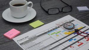 Projektplanung und -steuerung
